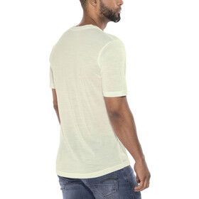 super.natural Base V Neck Tee 140 Ondergoed bovenlijf Heren wit